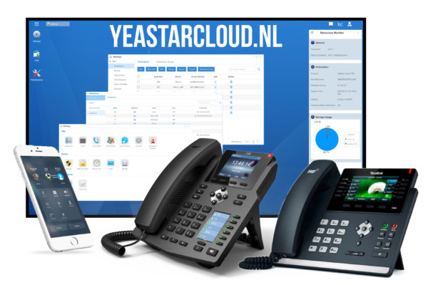 Yeastar cloud PBX