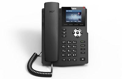 Fanvil X3SP ip telefoon vooraanzicht