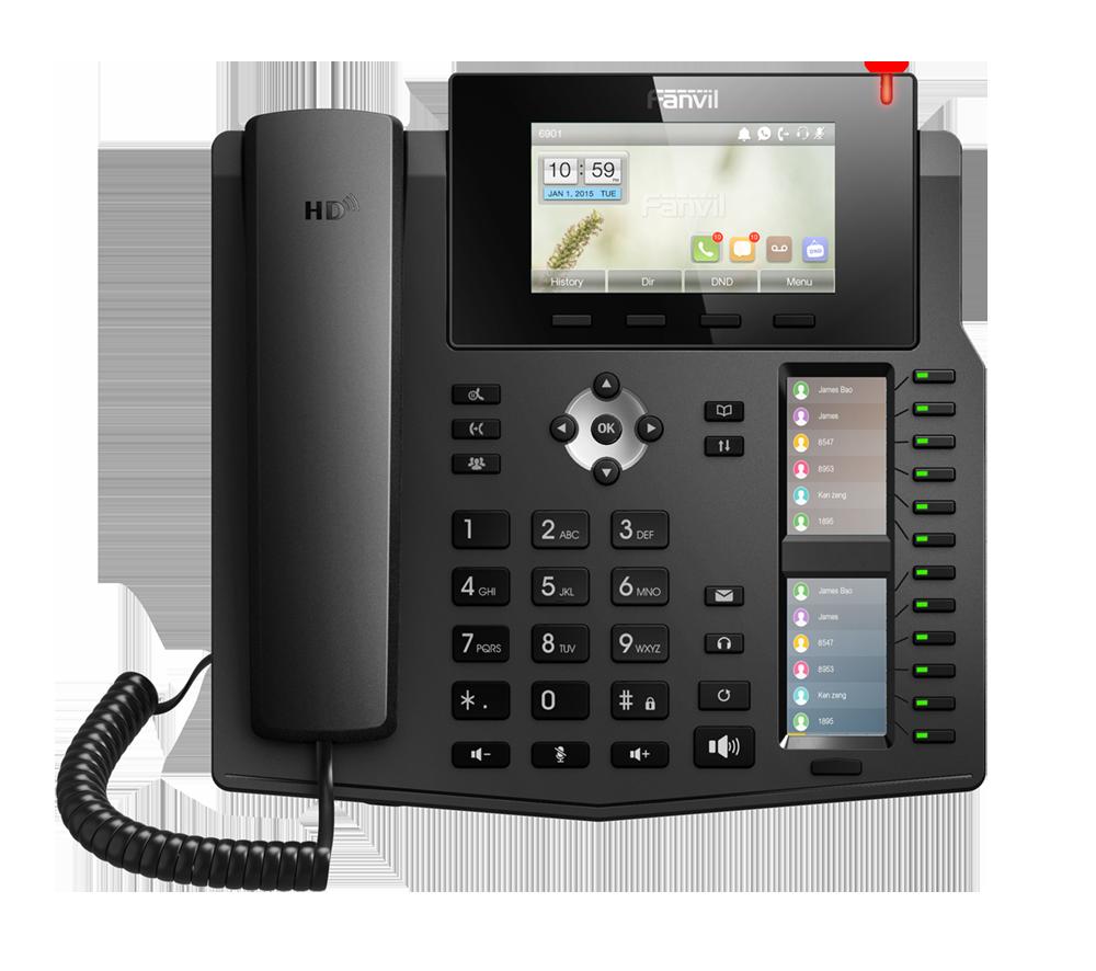Fanvil X6 IP telefoontoestel