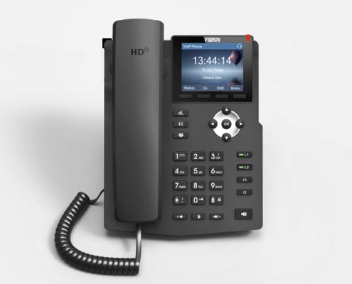 Fanvil X3SP & Fanvil X3G IP telefoontoestel